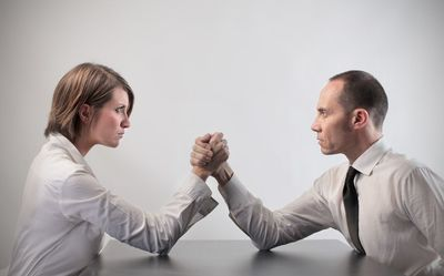 defensiveness in relationships are power struggles