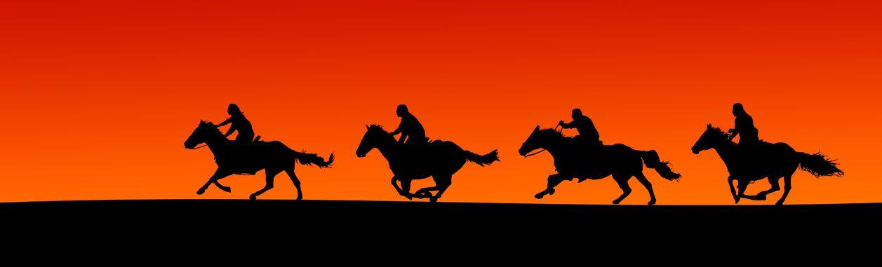 Stop Gottman's Four Horsemen from Ruining Your Marriage -