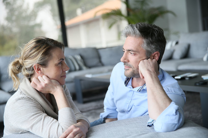 what predicts marital satisfaction