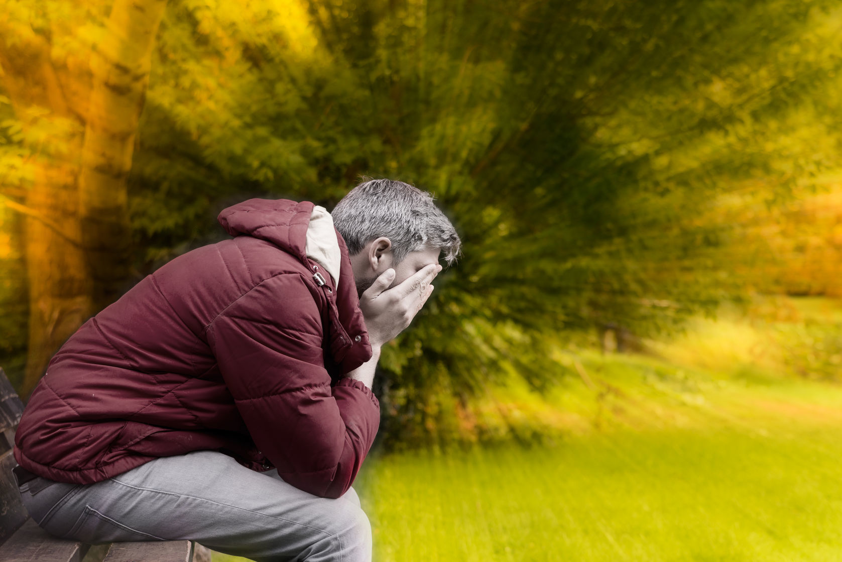 grief of the unfaithful partner