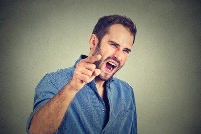 Help! I married an angry man