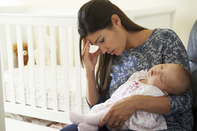 postpartum depression