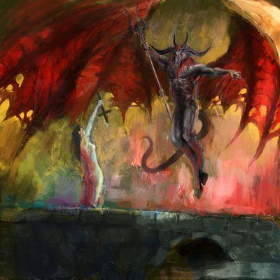 demon dances