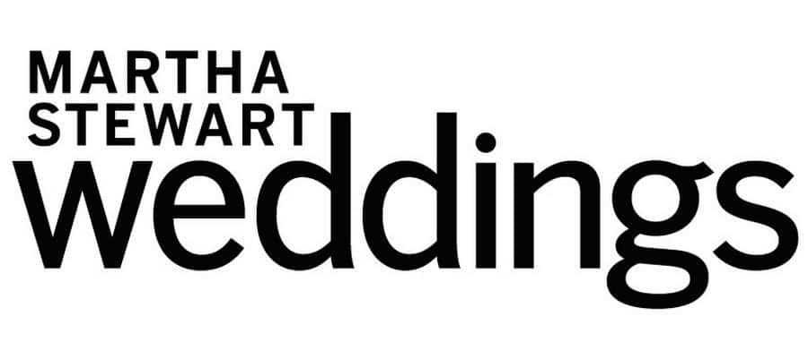 Martha Stewart Wedding