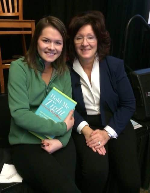 Rebecca Lanier and Sue Johnson