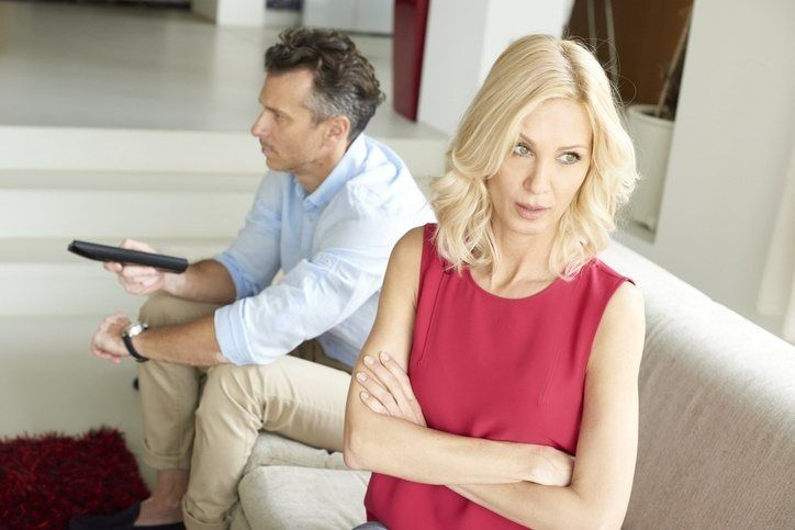 Stages of Mid-Life Crisis Affairs -