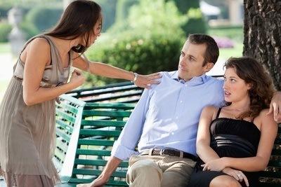 husband's affair