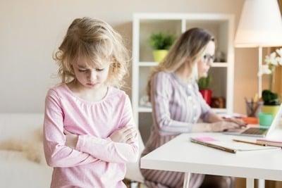 family-stress spillover-effect
