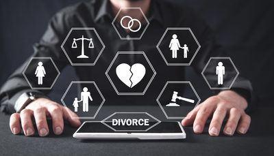 verge of divorce